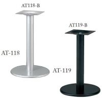 ATー118,119-B(ベース450Ф) ブラック、シルバー