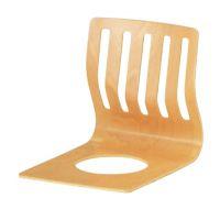 ZF9868 座椅子 ブナ突成型合板    木部カラー3色