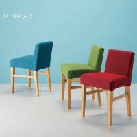 ミニカ2型   木部色2色より選択    【張地・Aランク】