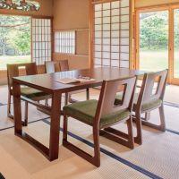 渡月(とげつ) 高座用 テーブル  W1200×D750×H600