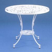 HOG-L ガーデンテーブル         アルミ鋳物製品